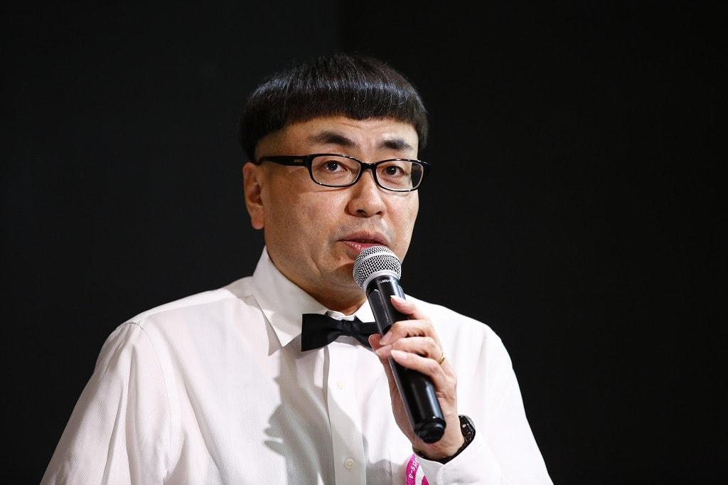 総合MCはもちろんこの方 イジリー岡田さん