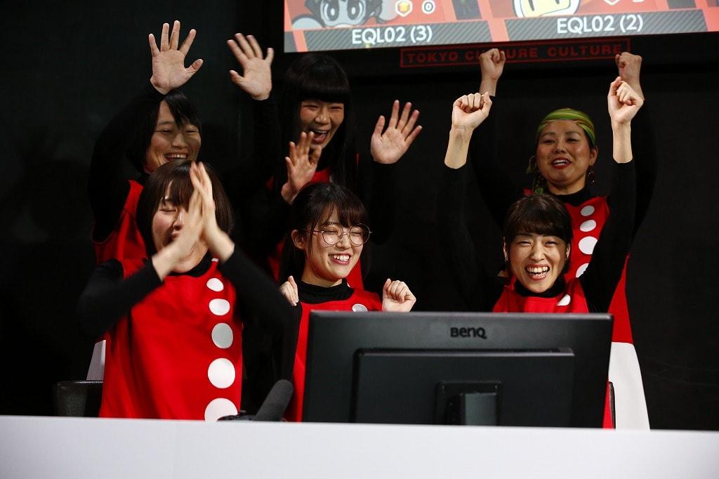 第3試合はDS☆ゲーム部 VS Shochiku Sisters