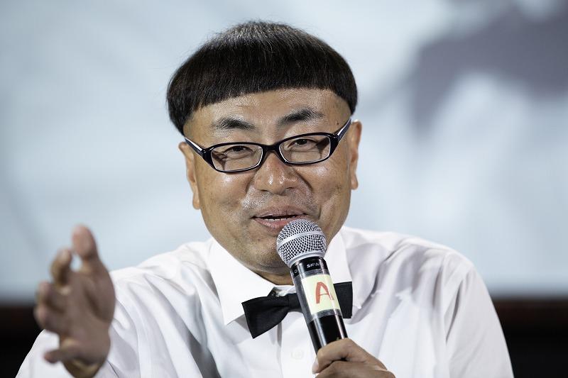 総合MCイジリー岡田さん
