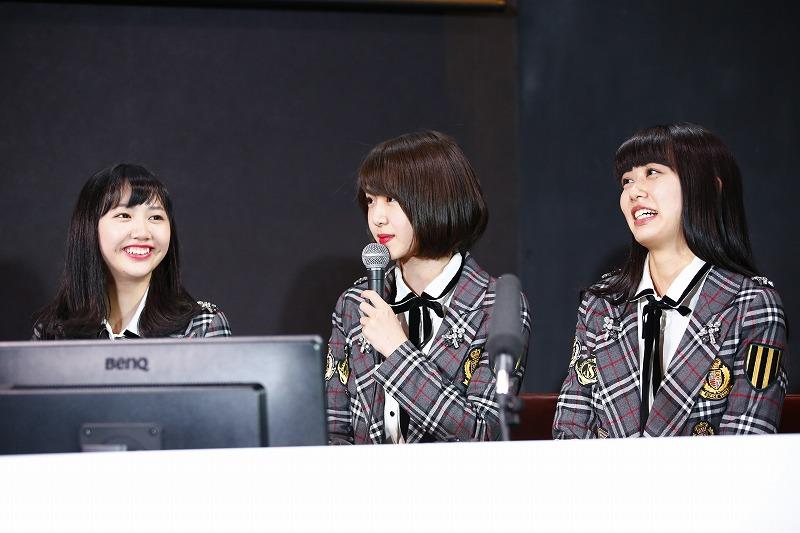 第2試合は、Shochiku Sisters VS X21